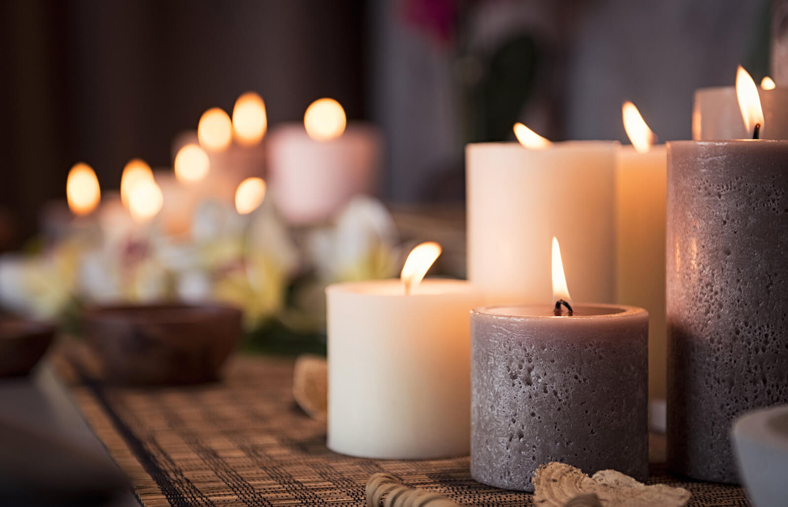Decorating With Candles | LoveToKnow
