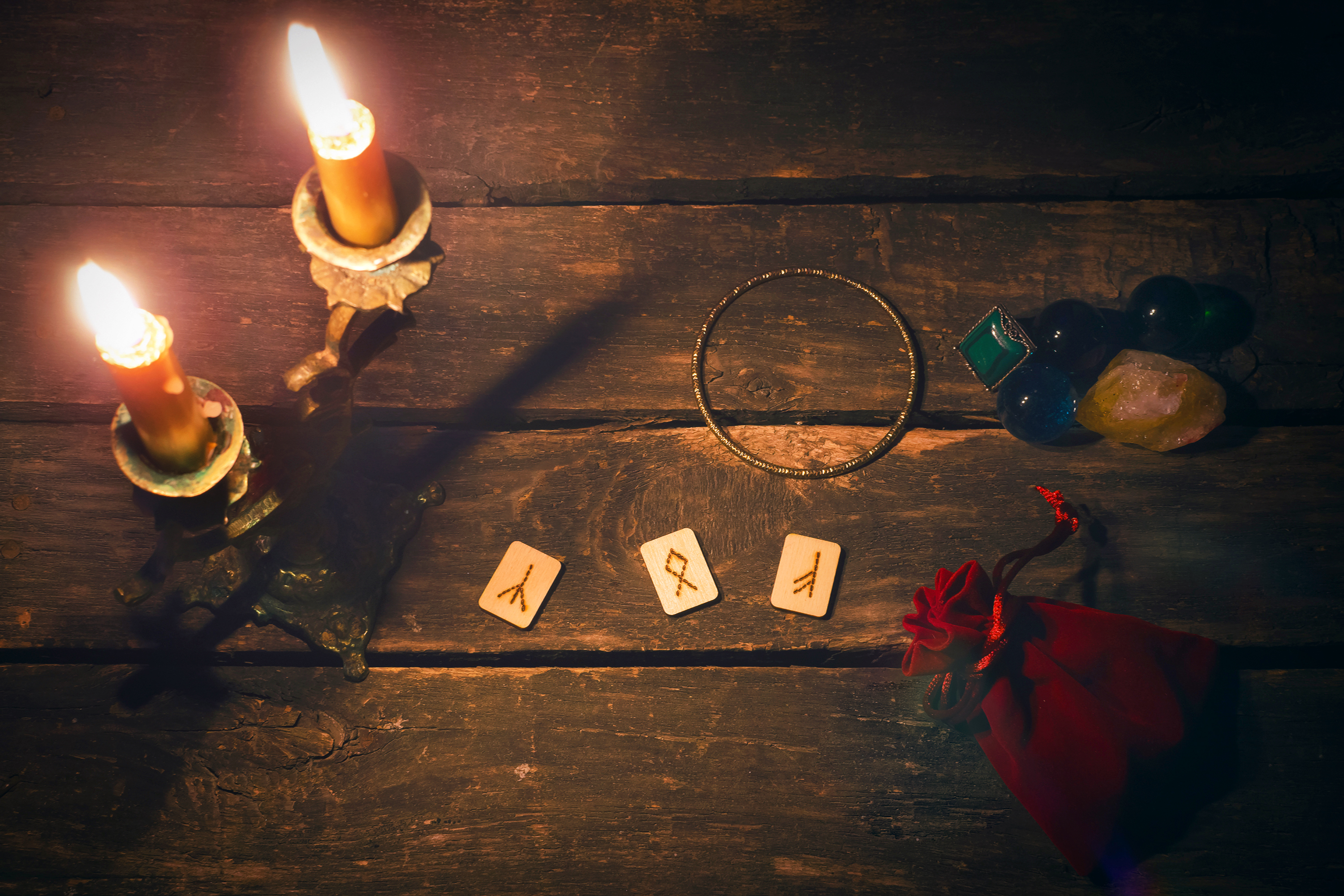 Wiccan Candle Spells For Money And Prosperity Lovetoknow
