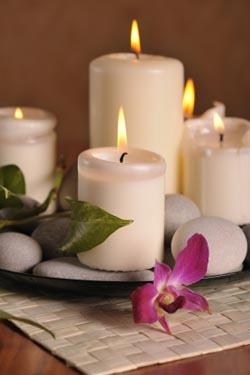 Candle Scents and Moods