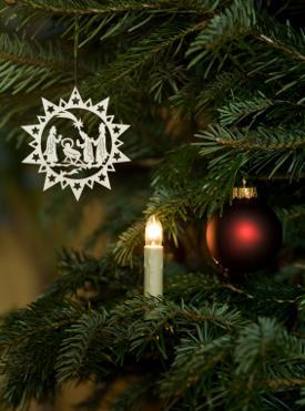 Christmas Tree Candle Lights