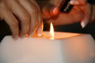 Pet Memory Candles