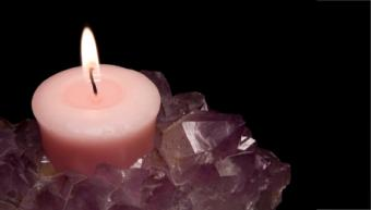 Pink Candle Love Spell
