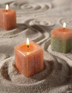Sand Candle Making