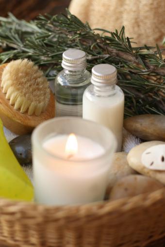Vanilla Candle Gift Sets