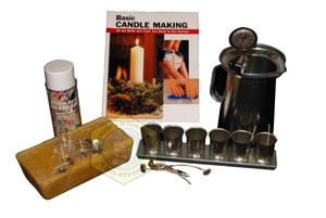 melt and pour candle kit