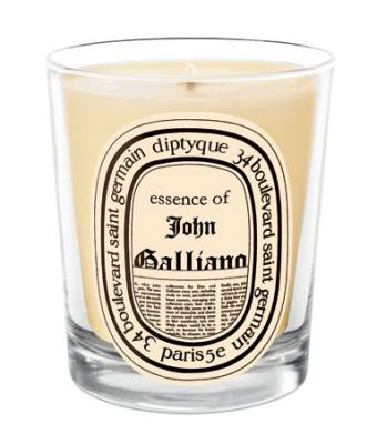 Diptyque Essence of John Galliano 6.5 oz Candle