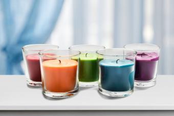 Candle Waxes