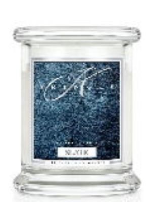 Kringle & Company Slate candle at Amazon