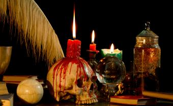 Where to Find Skull Candle Holders