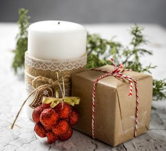 Holiday Candle Gift Ideas