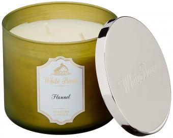 White Barn Candle FLANNEL