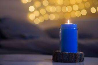 Blue Candle Meanings: Promoting Creativity and Balance
