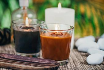 Brown Candle Meanings: Links to Nature & Inner Stability