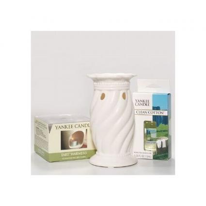 Yankee Candle Home Fragrance Oil Starter Kit
