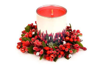 holiday candle gifts
