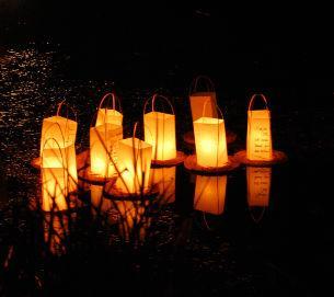 paper luminaries