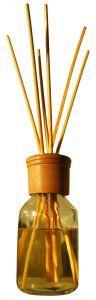 Oil burners bring fragrance home.
