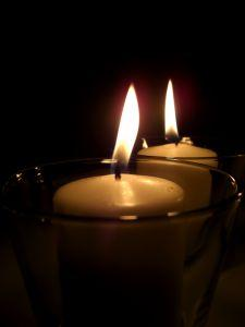 Look after candles to preserve their fragrance.