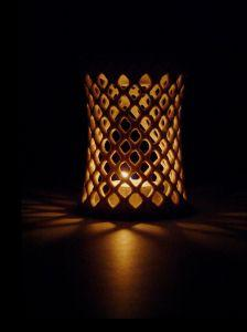 Attractive candle lamps
