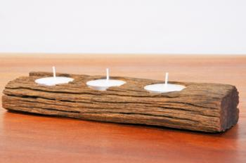 Ways to Make Tealight Candle Holders