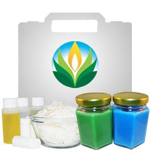 Nature's Garden soy wax kit