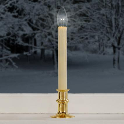 Adjustable-Height Candle