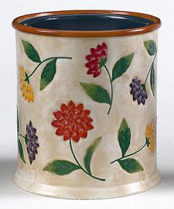 Ceramic jar candle warmer