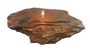 Fire Rock - Single Wick - Large