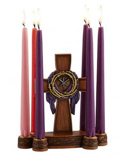 Lenten Cross