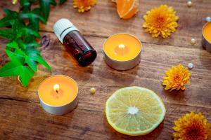 Unwind with Citrus Aromas