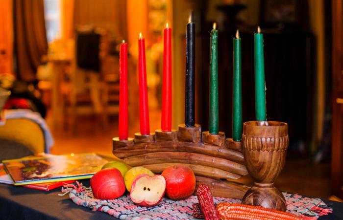 Kwanzaa celebration