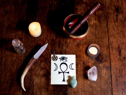 Candle Burning Spells for Good Luck | LoveToKnow