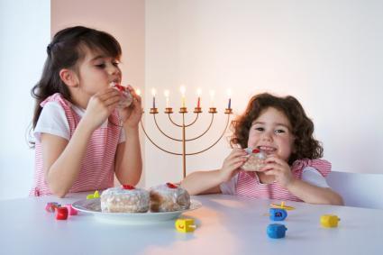 Jewish festival of Hanukkah