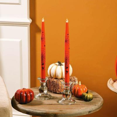 Fun Ex Halloween Battery-Operated Taper Candles