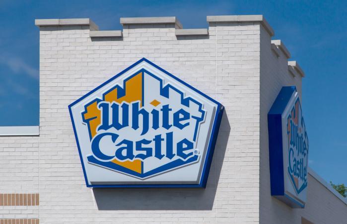 White Castle restaurant exterior