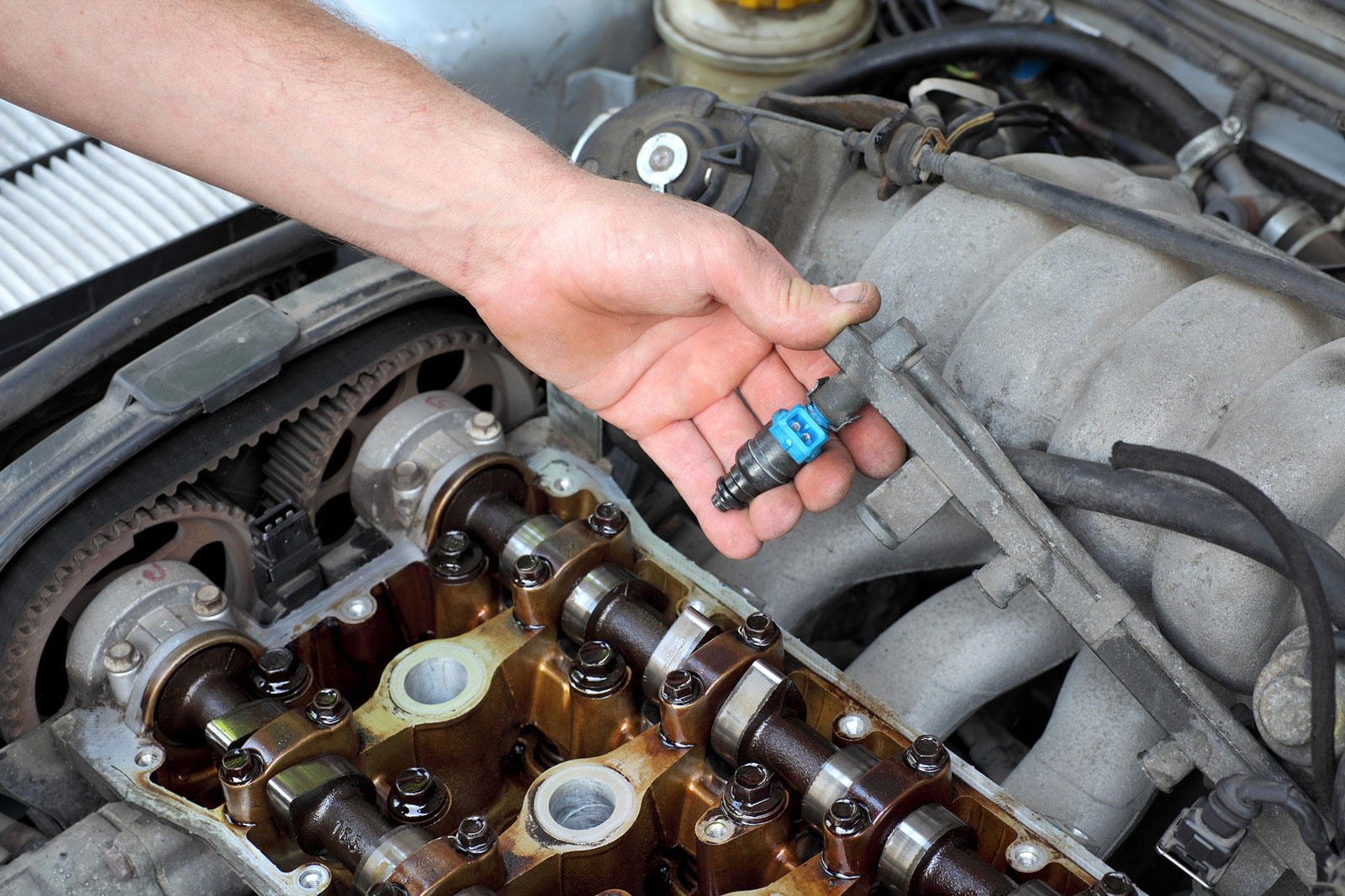 Cost Of Fuel Injector Cleaning 2004 Toyota Camry Filter Location