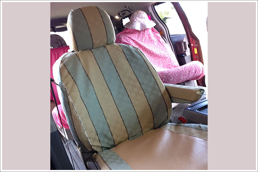 How To Make Car Seat Covers Lovetoknow, Car Seat Cover Pattern With Elastic