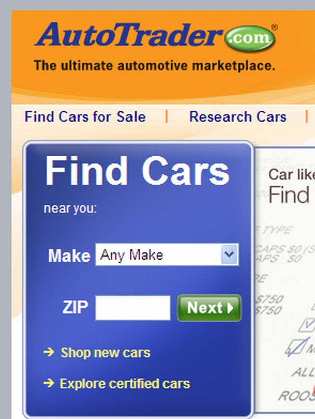 6c0d1a6a2d How to Use Auto Trader Online Features