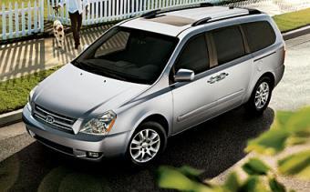 Kia Minivan