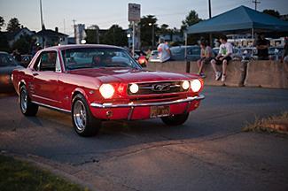 1960's Mustang
