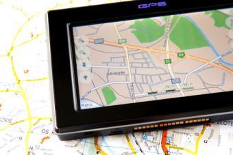 GPS; copyright Krystyna Wojciechowska - Czarnik at Dreamstime.com