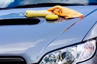 car and wax
