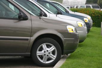 Small SUV lineup