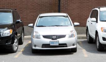 Older model Canadian cars