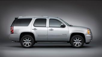2013 GMC Yukon © General Motors