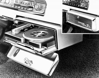 Chrysler Car Phonograph