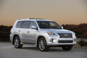 2014 Lexus LX_570 | Photo © Toyota Motor Corporation