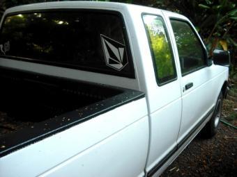 Volcom Car Stickers