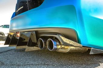 custom exhaust pipes