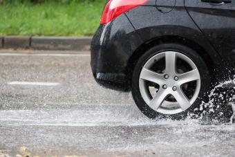 Wet Tires